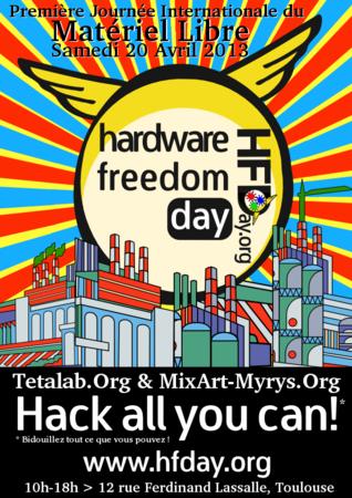 Journée du matériel libre